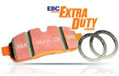 Extra Duty Light Truck, Jeep and SUV Brake Pads