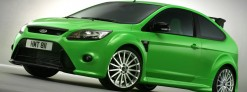 EBC's new performance pad range for the Ford Focus RS
