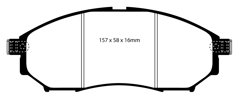 Fußmatten Auto Autoteppich passend für Jaguar XF 2007-2012 CACZA0501