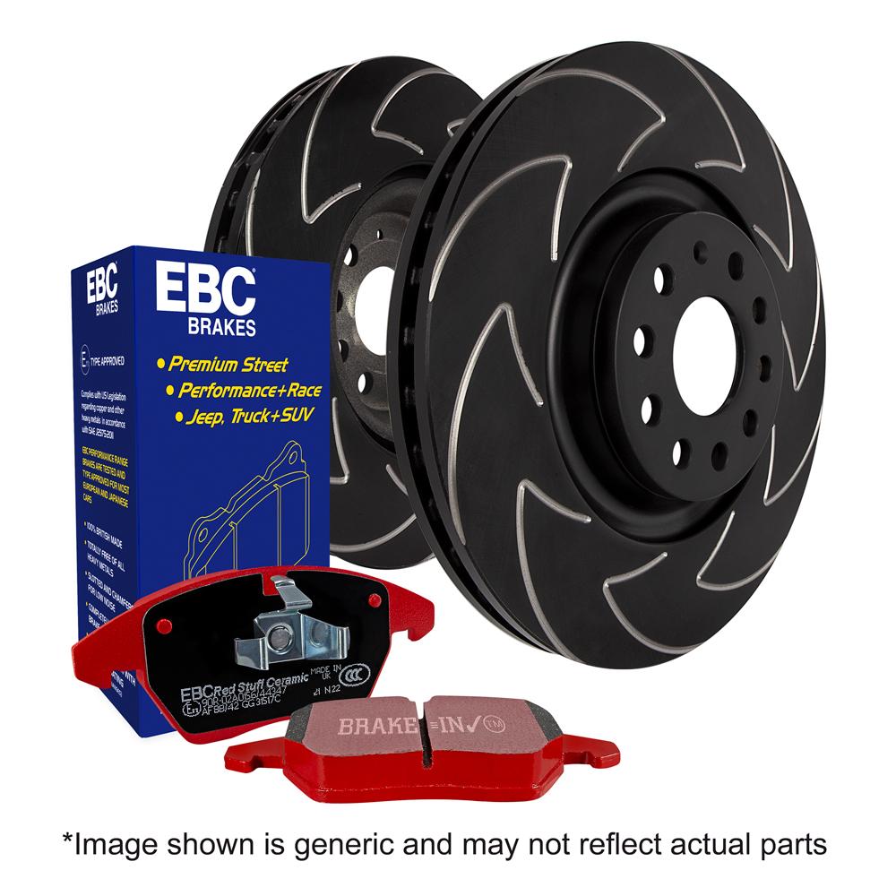 DP240 EBC Ultimax OE Replacement Front Brake Pads Pair