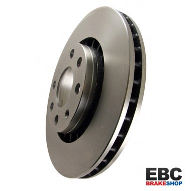 EBC OE-Replacement Brake Disc D1153