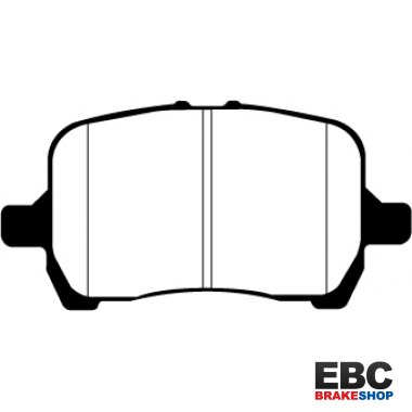 EBC Greenstuff Brake Pads DP21763