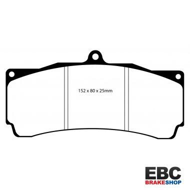 DP4009R EBC Yellowstuff Brake Pads