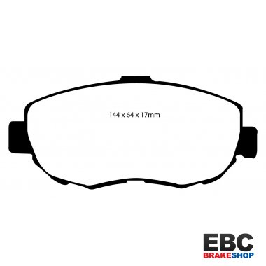 EBC Yellowstuff Brake Pads DP41223R