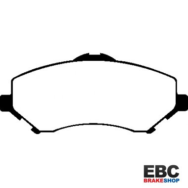 EBC Yellowstuff Brake Pads DP41798R