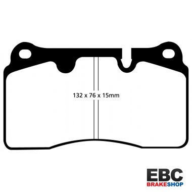 EBC Yellowstuff Brake Pads DP41908R