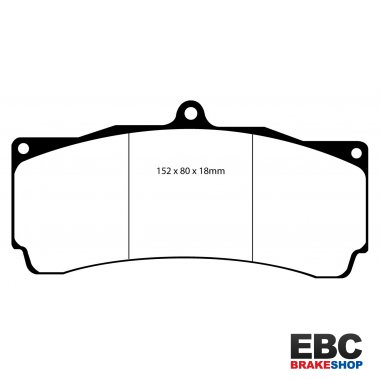 EBC Bluestuff Brake Pads DP5006NDX