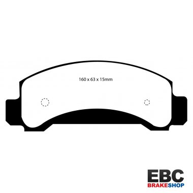 EBC Extra-Duty Greenstuff-6000 Brake Pads DP61085