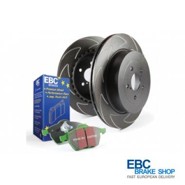 EBC Brakes BSD1434 Brake Disc