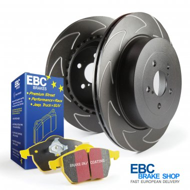 EBC Yellowstuff Pad & Blade Sport Disc Kit PD18KF033