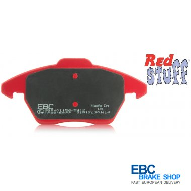 EBC Redstuff Pads