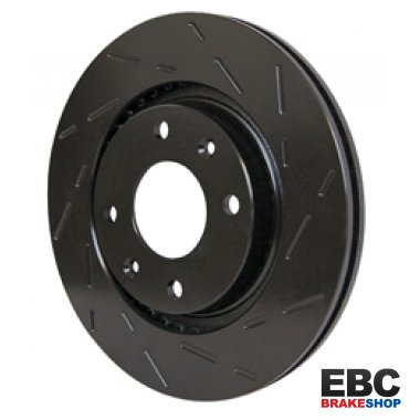 EBC Brakes GD7122 Turbo Groove Disc Car Parts